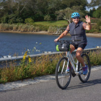 tish rehill 10 mile ride