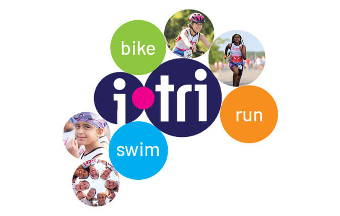 i-tri: bike, run, swim