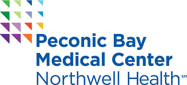 Peconic Bay Medical Center Logo Stacked