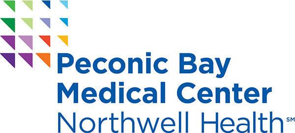 Peconic Bay Medical Center Logo Stacked