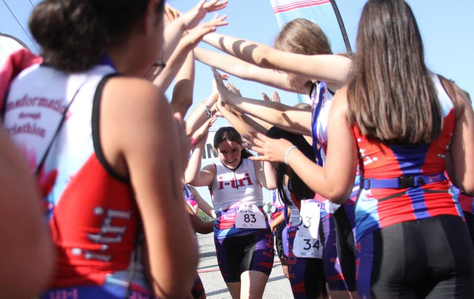 Youth Triathlon Keegan