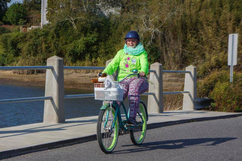 schl itri robin foster 10 mile ride